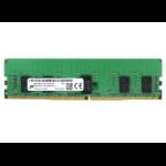 Micron MTA9ASF1G72PZ-2G6J1 memory module 8 GB 1 x 8 GB DDR4 2666 MHz ECC