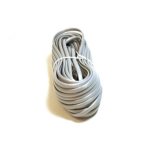 "Monoprice 935 telephony cable 590.6"" (15 m) Grey"