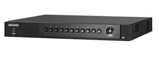 Hikvision Digital Technology DS-7216HUHI-F2/S digital video recorder (DVR) Black