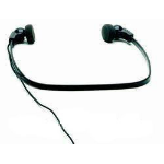 Philips Earphones 234 Black Intraaural Head-band headphone