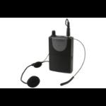 Qtx 178.892UK microphone Stage/performance microphone Wireless Black