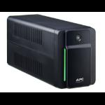 APC BX750MI uninterruptible power supply (UPS) Line-Interactive 0.75 kVA 410 W 4 AC outlet(s)