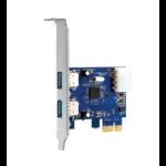Videk 2540PS interface cards/adapter Internal USB 3.2 Gen 1 (3.1 Gen 1)