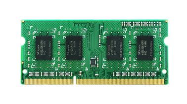 Synology RAM1600DDR3L8G2 16GB DDR3L 1600MHz Cheapset Memory for Notebook