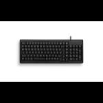 CHERRY XS G84-5200 keyboard USB + PS/2 AZERTY French Black