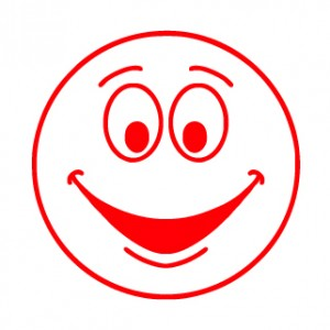 Colop Motivational Stamp Happy Face