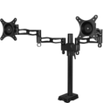 ARCTIC Z2 Dual Monitor Arm with 4-Port USB Hub