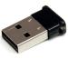 StarTech.com Adaptador Mini USB a Bluetooth 2.1 -Adaptador de Red Inalámbrico con EDR Clase 1