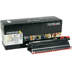 Lexmark C540X34G Developer unit, 30K pages @ 5% coverage