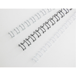 GBC MultiBind Binding Wires 12mm White (100)