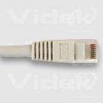 Videk Enhanced Cat5e UTP Patch Cable 1.5m White