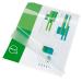 GBC Document Laminating Pouches A4 2x75 Micron Gloss (25)