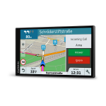 "Garmin DriveSmart 61 LMT-D Fixed 6.95"" TFT Touchscreen 243g Black navigator"