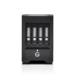 G-Technology G-SPEED Shuttle disk array 4 TB Desktop Black