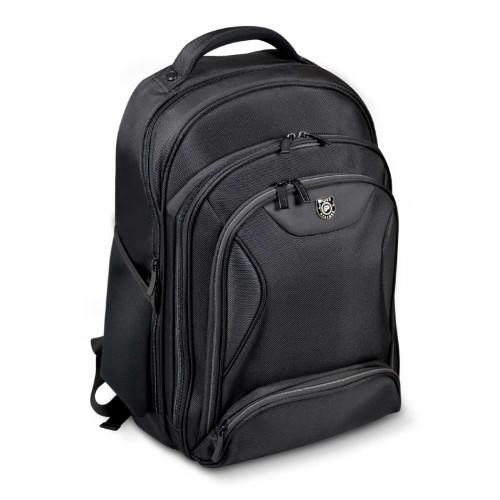 Port Designs Manhattan backpack Black Nylon