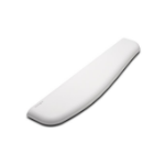 Kensington K50433EU wrist rest Faux leather,Gel Grey