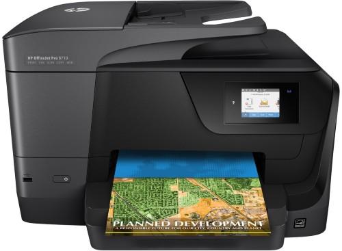 HP OfficeJet Pro 8710 4800 x 1200DPI Thermal Inkjet A4 22ppm Wi-Fi