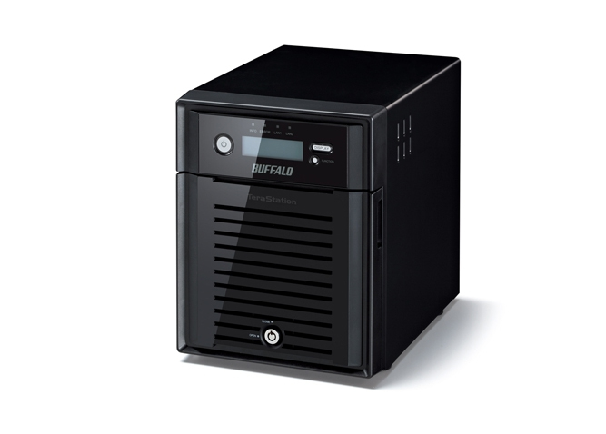 Buffalo TeraStation 5400DRW2 Windows Storage Server 2012 R2 4TB