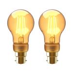 Innr Lighting BF 263-2 smart lighting Smart bulb Gold ZigBee 4.2 W