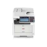 OKI MB492dn A4 Mono Laser Multifunction, 40ppm Mono, 40ppm Colour, 1200 x 600 dpi, 3 year warranty