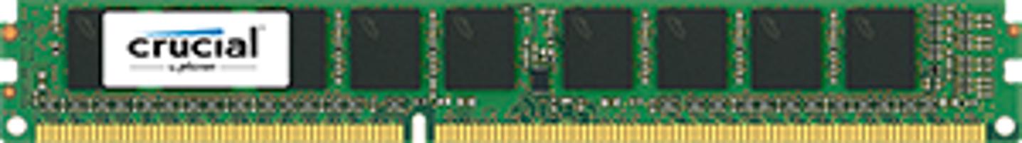 Crucial 8GB (4GBX2) DDR3L 1600 1.35V 8GB DDR3L 1600MHz ECC memory module