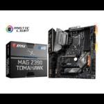MSI Z390 TOMAHAWK  ATX Motherboard -S1151 9Gen 4xDDR4 3xPCI-E DP/HDMI 2xM.2 6xSATA RAID CF 4xUSB3.1 RGB