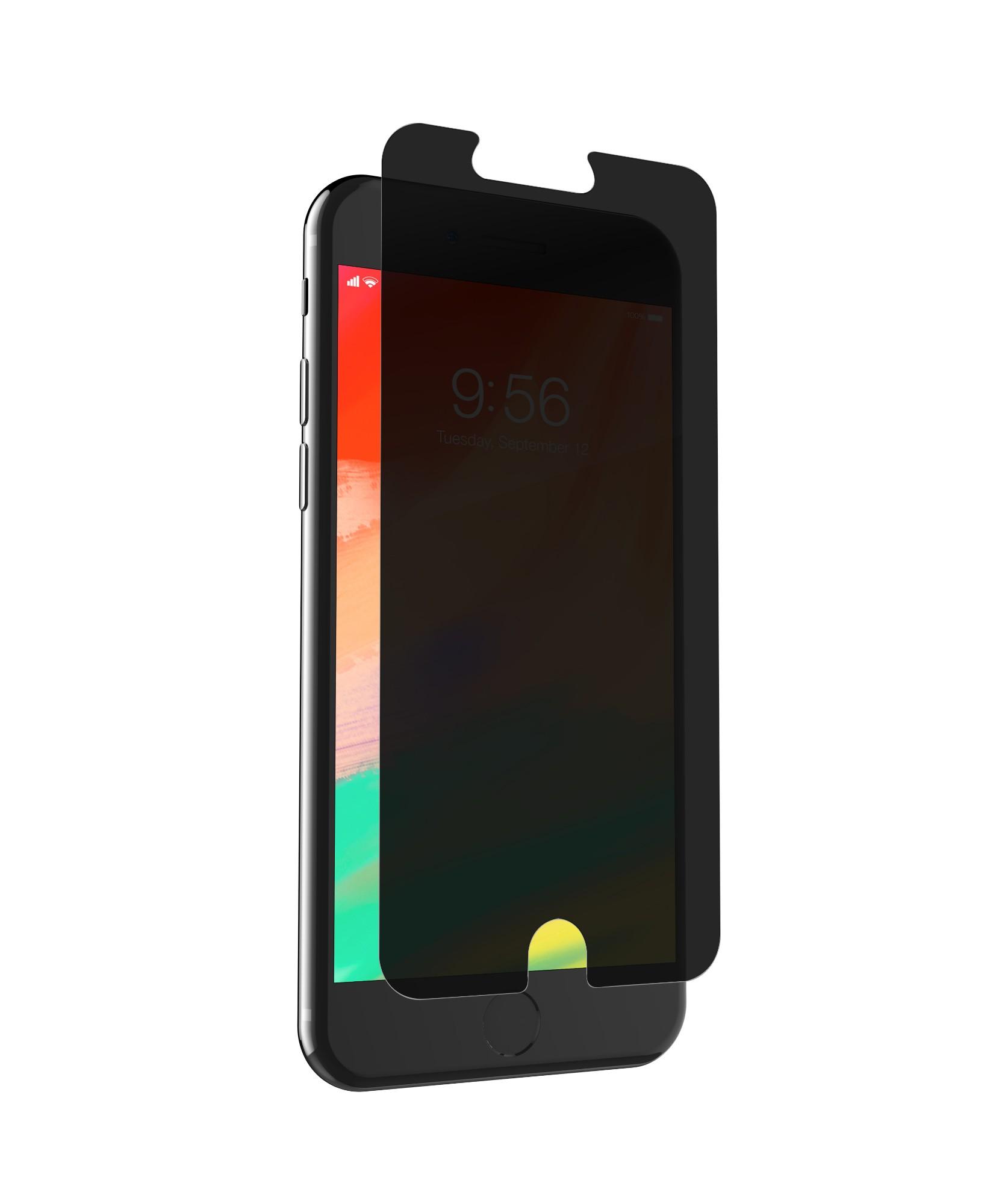 InvisibleShield Glass+ Privacy Mobile phone/Smartphone Apple 1 iPhone 7 Plus/6s Plus/6 Plus