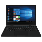 "Tactus Wave Black Notebook 29.5 cm (11.6"") 1920 x 1080 pixels Touchscreen Intel® Celeron® N3350 4 GB LPDDR4-SDRAM 32 GB eMMC"