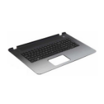 HP 809302-051 Housing base + keyboard notebook spare part