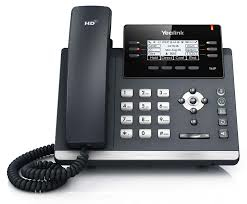 Yealink SIP-T41PN Wired handset LED IP phone