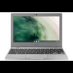 """Samsung Chromebook XE310XBA LPDDR4-SDRAM 29.5 cm (11.6"""") 1366 x 768 pixels Intel® Celeron® N 4 GB 32 GB eMMC Wi-Fi 5 (802.11ac) Chrome OS Grey"""