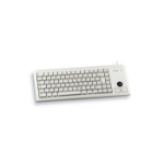CHERRY G84-4400 keyboard USB AZERTY French Grey