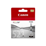 Canon CLI-521 BK Origineel Zwart 1 stuk(s)