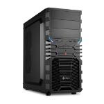 Sharkoon VG4-V Midi-Tower Black