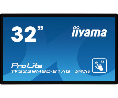 iiyama ProLite TF3239MSC-B1AG touch screen monitor 80 cm (31.5