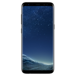"Samsung Galaxy S8 14.7 cm (5.8"") 4G USB Type-C 4 GB 64 GB 3000 mAh Black Refurbished S864GBBLKNORTRAVATDRSP"