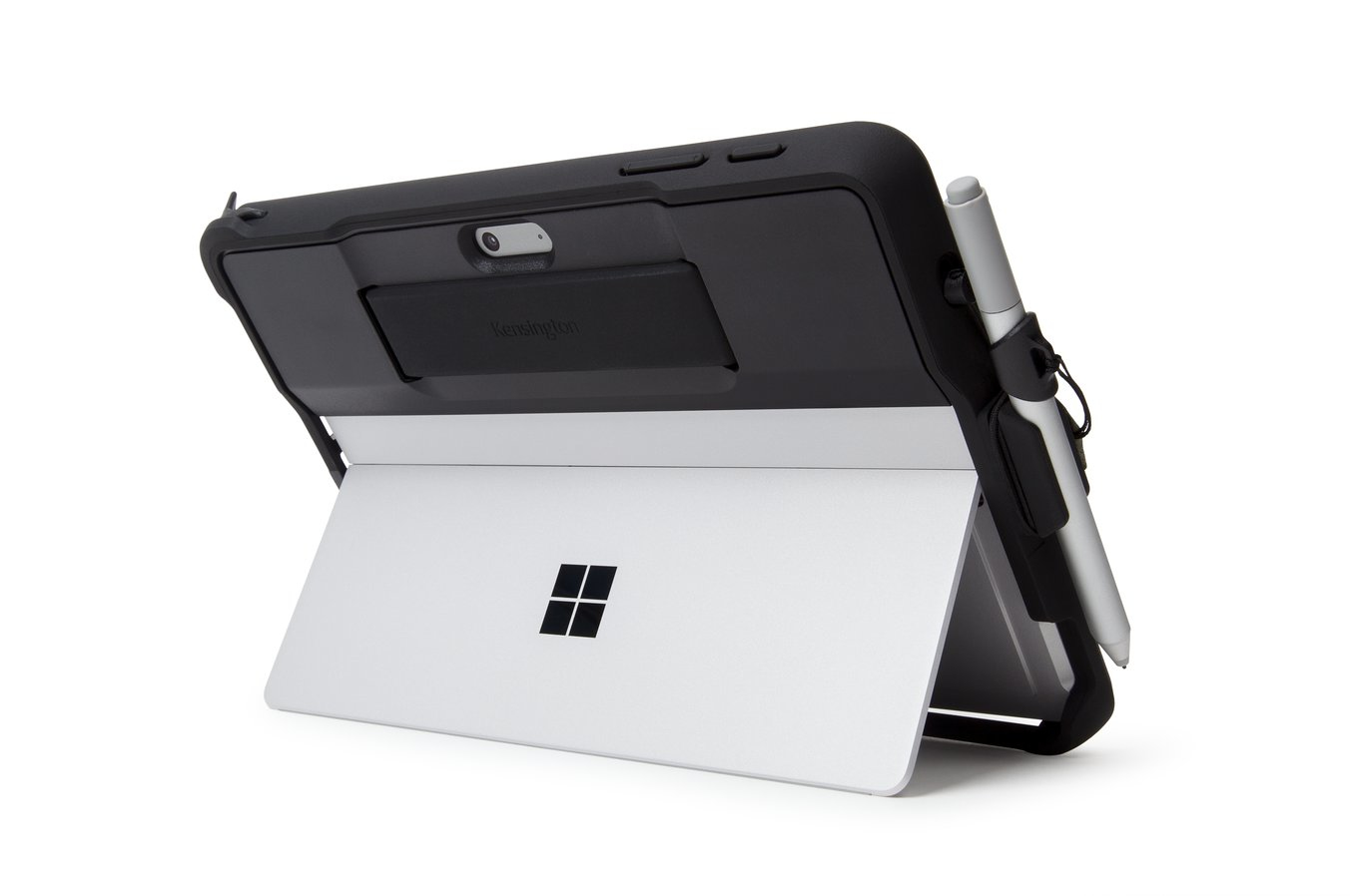 Kensington Funda resistente BlackBelt™ de ® para Surface Go