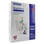 Epson Bright White Inkjet Paper - A4 - 500 Sheets photo paper