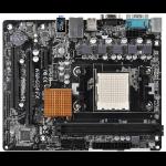 Asrock N68-GS4 FX R2.0 NVIDIA nForce 630a Socket AM3+ ATX motherboard