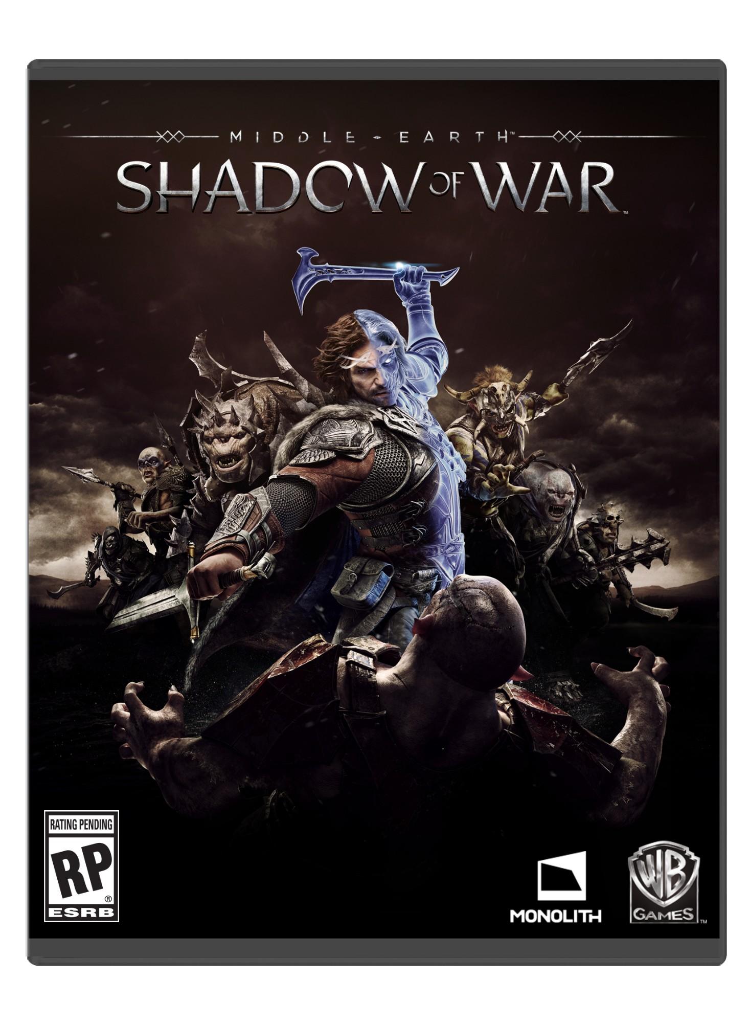Nexway Middle-Earth: Shadow of War, PC vídeo juego Básico Español