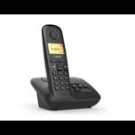 Gigaset A270A Analog/DECT telephone Zwart Nummerherkenning