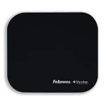 Fellowes Microban Black mouse pad