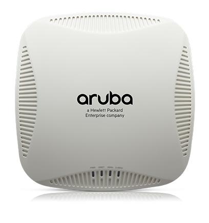 Aruba, a Hewlett Packard Enterprise company AP-205 WLAN access point Power over Ethernet (PoE) White 1000 Mbit/s