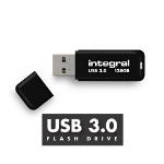 Integral NOIR USB flash drive 128 GB USB Type-A 3.2 Gen 1 (3.1 Gen 1) Black