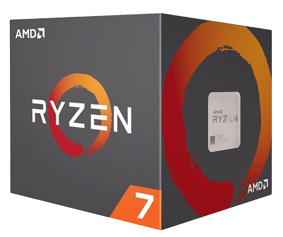 AMD Ryzen 7 1700 3GHz Box processor