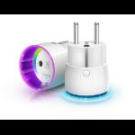 Fibaro FGWP-102 power plug adapter Type F White