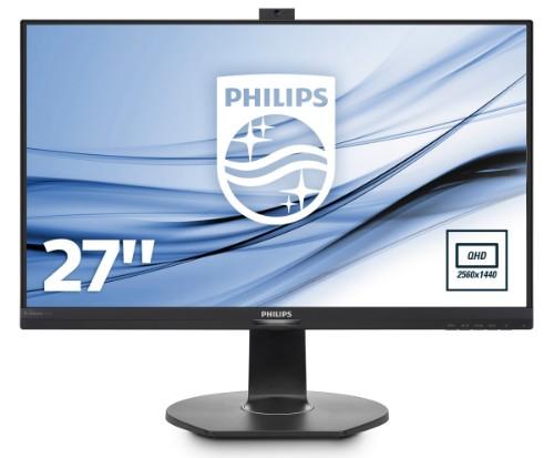 Philips B Line QHD LCD Monitor with PowerSensor 272B7QPTKEB/00