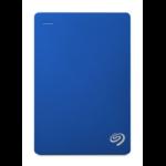 Seagate Backup Plus Portable 5000GB Blue external hard drive