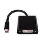 V7 CBL-MD1BLK-5E video kabel adapter Mini DisplayPort DVI Zwart