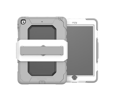 """Griffin GFB-002-WHT tablet case 24.6 cm (9.7"""") Cover Grey,White"""